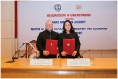 MOU between Paris American Academy and Martin De Tours School of Management and Economics