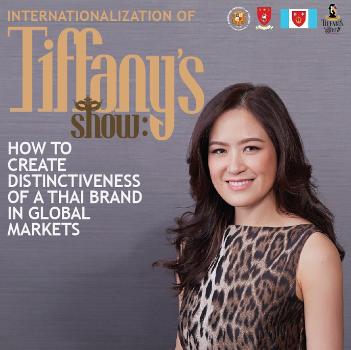 How To Create Distinctiveness Of  A Thai Brand In Global Markets